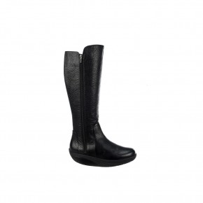 Malika Zip High Boot black