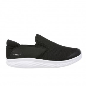 Modena Slip On W Black/White MBT Running