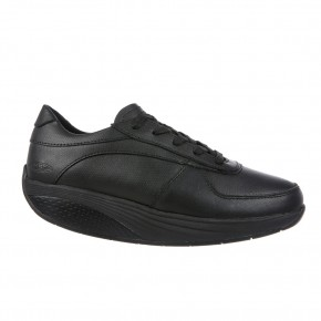 Reem 17 Lace Up Unisex black MBT Schuhe