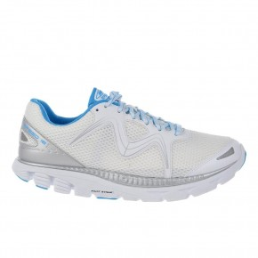 Speed 16 W white/powder blue/silver MBT Running