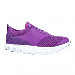 Speed 17 W lace up purple 39.5 MBT Running