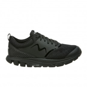 Speed 18 W Lace Up black 40.5 MBT Running