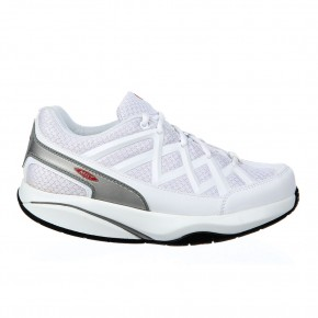 Sport 3 m Wide white MBT Schuhe
