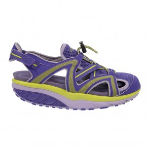 Leasha Trail Sandal ultral violet MBT Sandale