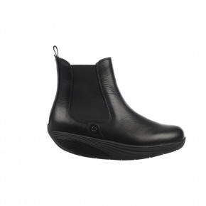 Asha Chelsea Boot black calf 38