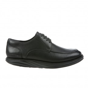 Boston Lace Up M black nappa 45