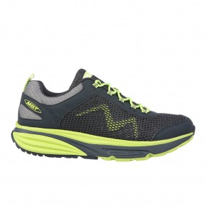 Colorado 17 M charcoal grey/neon lime 46 1/2