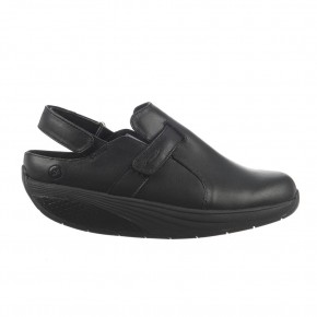 Flua unisex black 46 MBT Clogs