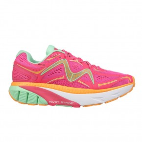 GT 17 W fuchsia/mint/orange/white 42 1/2