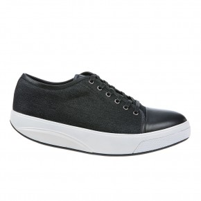 Jambo 7 M black canvas MBT Schuhe