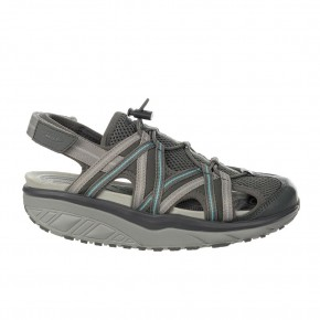 Jasira 6 Trail Sandal volcano gray/mountain gray 38 MBT Sandalen