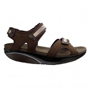 Jawabu chocolate MBT Sandalen