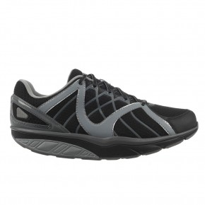 Jengo 5 Sport Neutral Lace Up black/silver/steel 41
