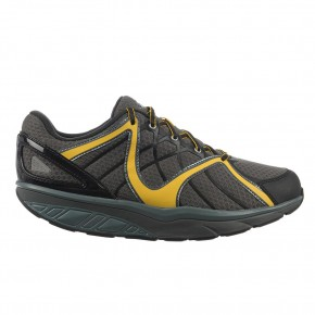 Jengo 5 Sport Neutral Lace Up volcano gray/black/mustard 41