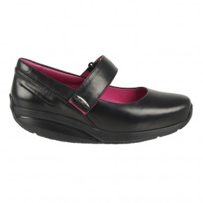 Kesho MJ black MBT Ballerinas