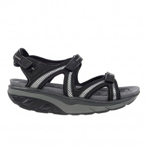 Lila 6 Sport Sandal black/charcoal grey 37