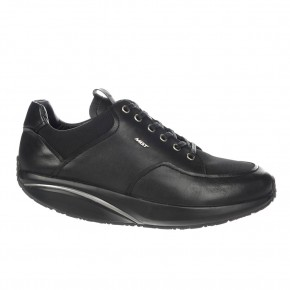 Nassor 6 Lace Up black calf MBT Schuhe