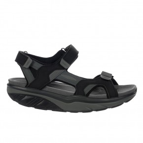 Saka 6s Sport Sandal black/charcoal grey 45