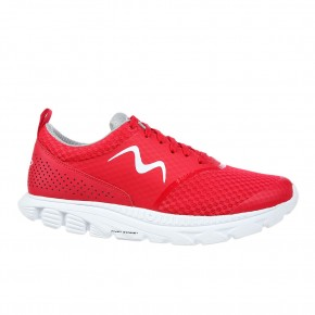 Speed 17 W lace up red