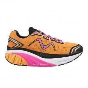 ZEE 17 W orange/pink/black/white MBT Running