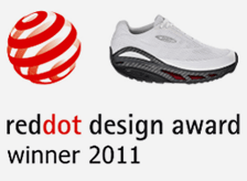 MBT reddot design award 2011